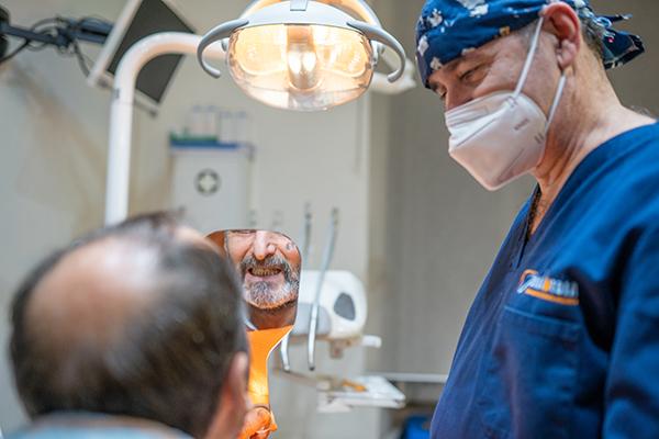 Sbiancamento dentale Roma